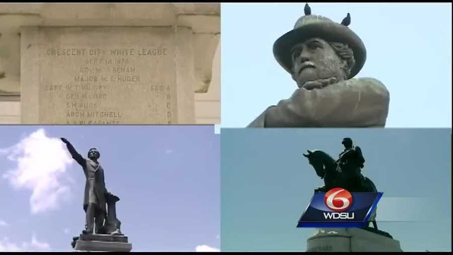 Aug. 13, 2015: Human Relations Commission holds second public meeting, a few hours after the Historic District Landmarks Commission, and votes to recommend the removal of the Confederate statues.