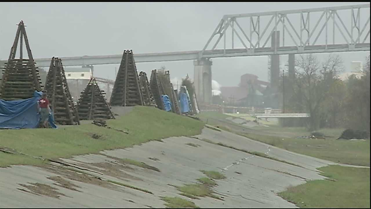 The bonfires have become an annual tradition for residents in the River Parishes. Over the years, the structures have been lit as a way to guide Santa Claus to the area.