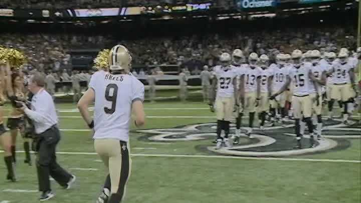 We'll all be forever grateful for the greatest run in Saints franchise history. That's why today is hard. The great run is over. No more sugarcoating it, no more kidding ourselves.