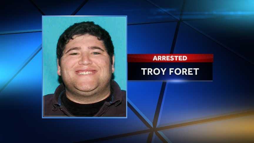 Troy Foret Jr.