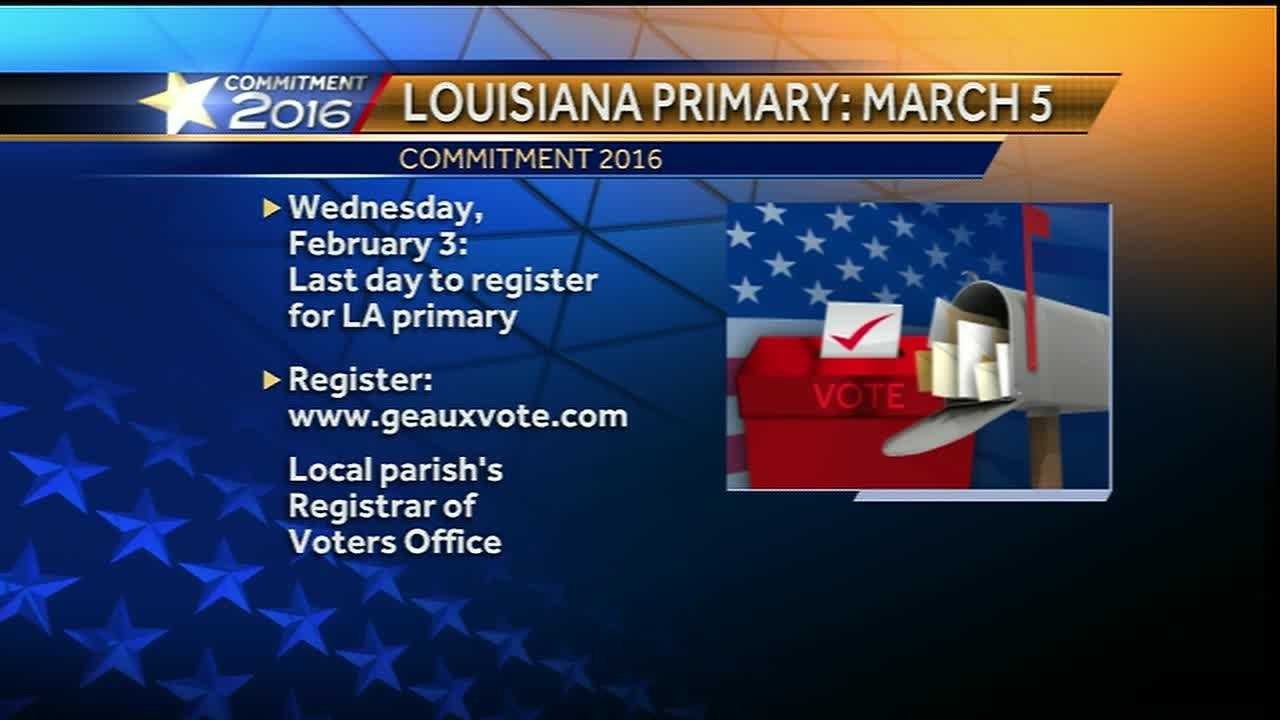 With the Iowa caucuses over and the front-runners declared, other states are preparing for their primaries and caucuses, including Louisiana.