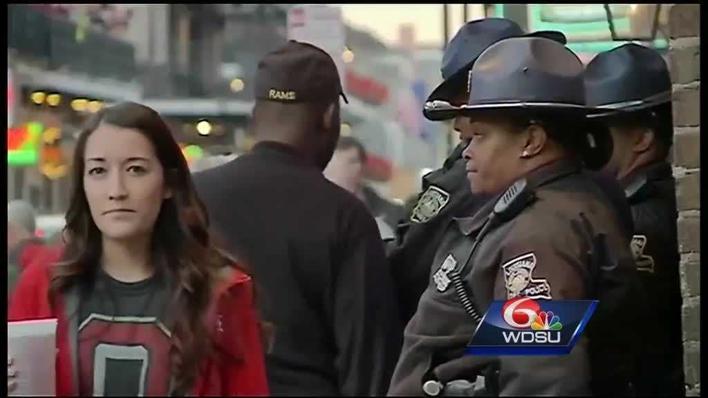 Louisiana State Police trooper