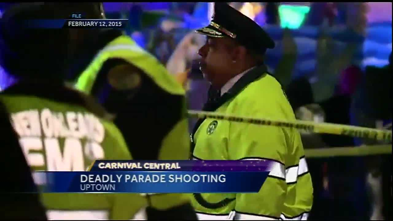 There will be more than 170 Louisiana State Police in New Orleans over the next week to assist with carnival season security.