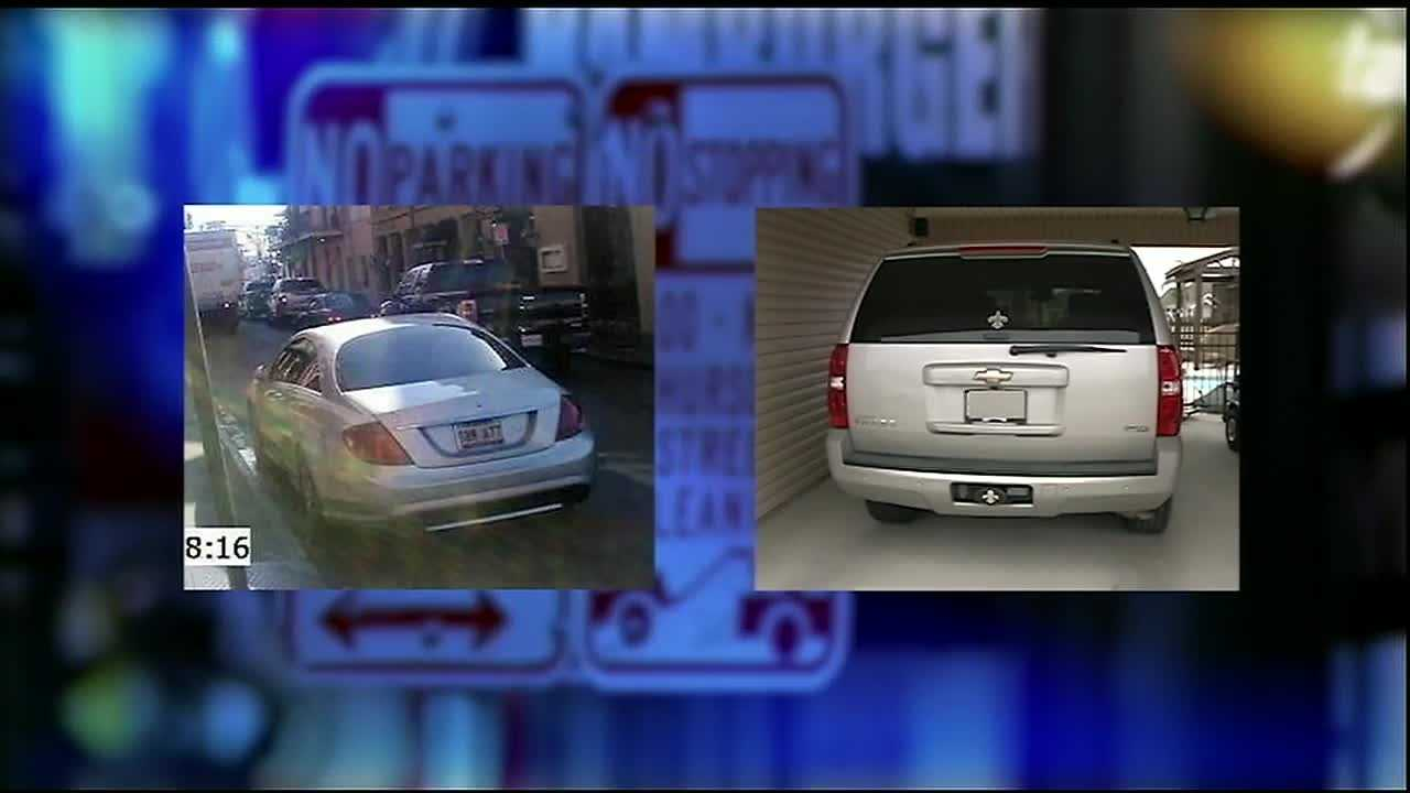 Drivers are determined to prove a point after receiving parking tickets they say are bogus from the city of New Orleans.