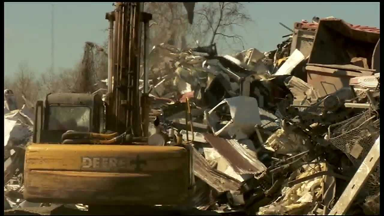 Scrap metal is big business in St. Bernard Parish as it continues to rebuild after Katrina. However, local prosecutors are investigating one company, parish employees and the contract process after revenue collections steadily dropped off.