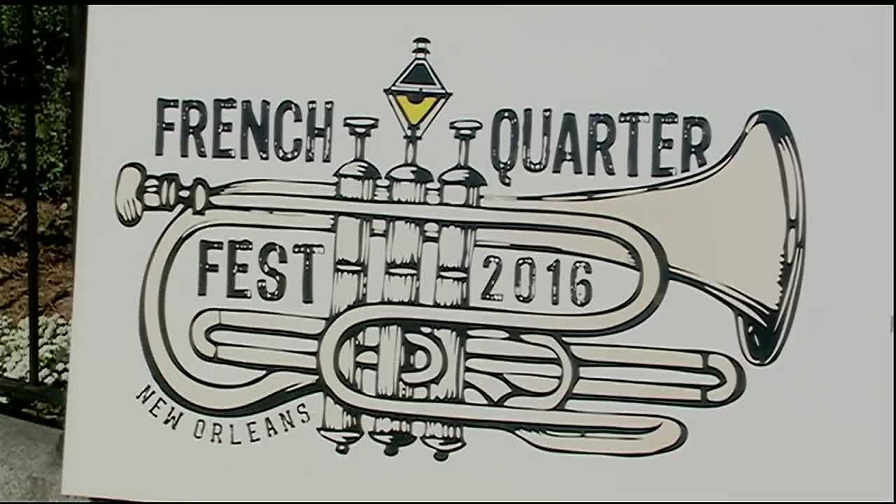 Considered to be the largest showcase of Louisiana music in the world, the free French Quarter Festival is bringing several first-time artists to this year's lineup that spans musical genres from Zydeco to blues to rock and soul.