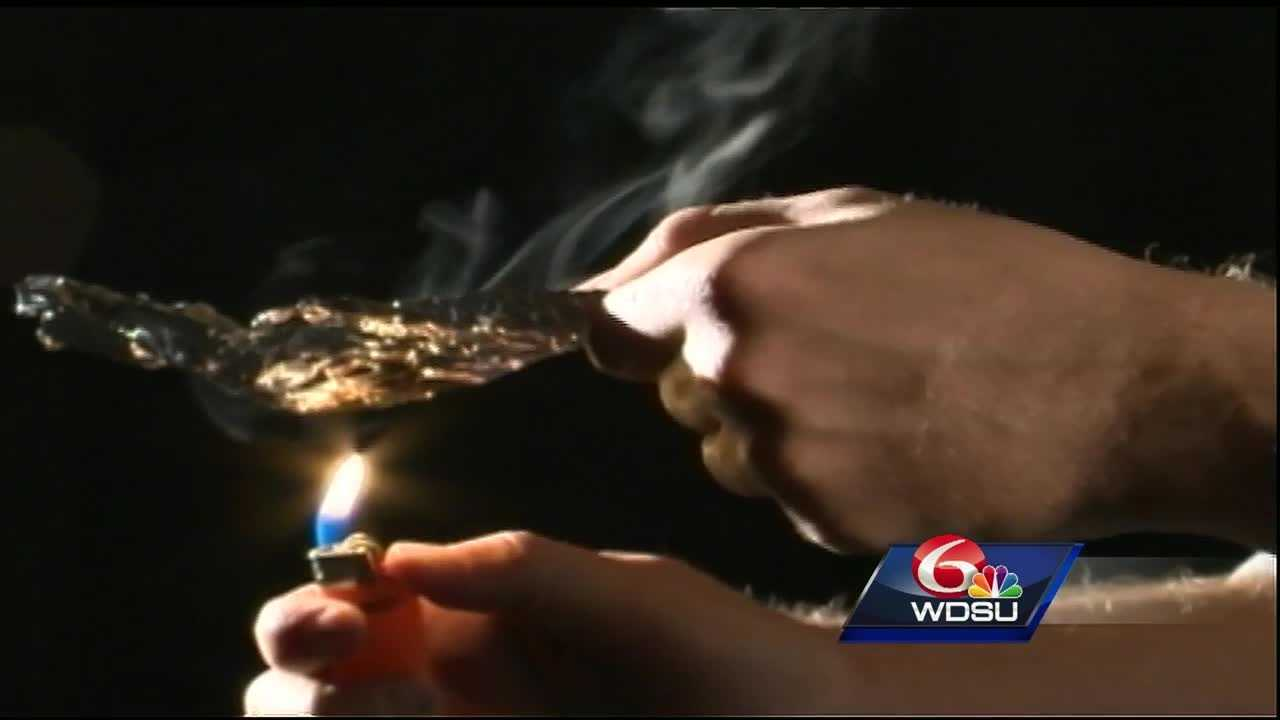 The New Orleans Police Department is alerting local college students to a bad batch of an already dangerous drug, making the rounds on the streets of the city.