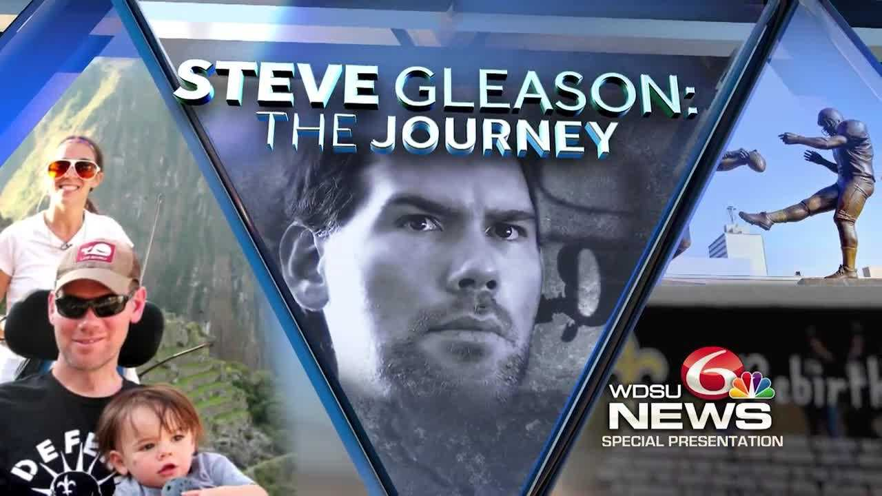 Steve Gleason: The Journey