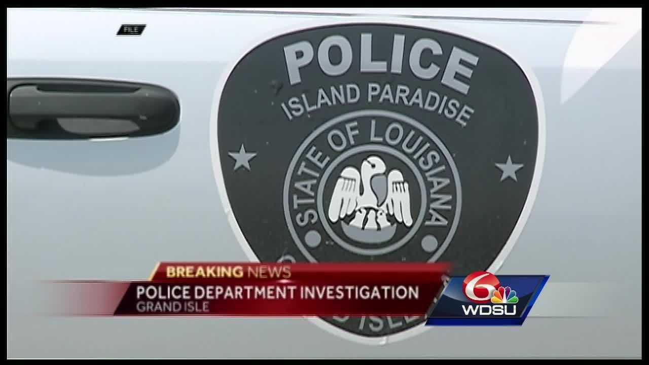WDSU can confirm that the Jefferson Parish Sheriff's Office is investigating a police department in the parish.