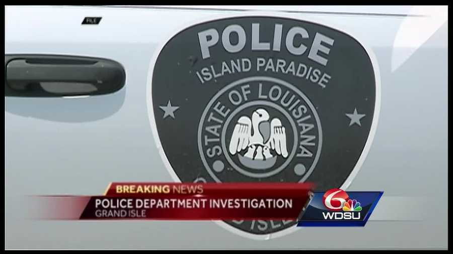 WDSU can confirm that the Jefferson Parish Sheriff's Office is investigating a police department ...