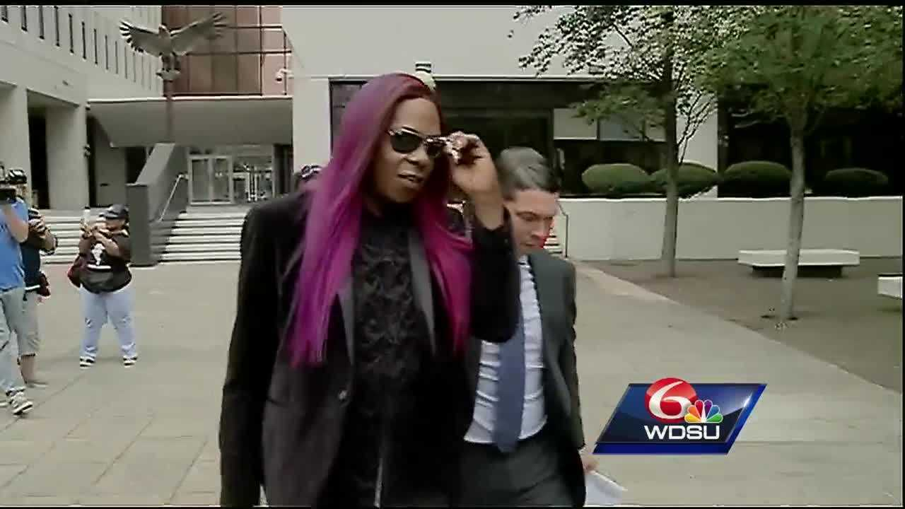 Big Freedia pleaded guilty in federal court Wednesday on accusations of stealing money from the U.S. Department of Housing and Urban Development.