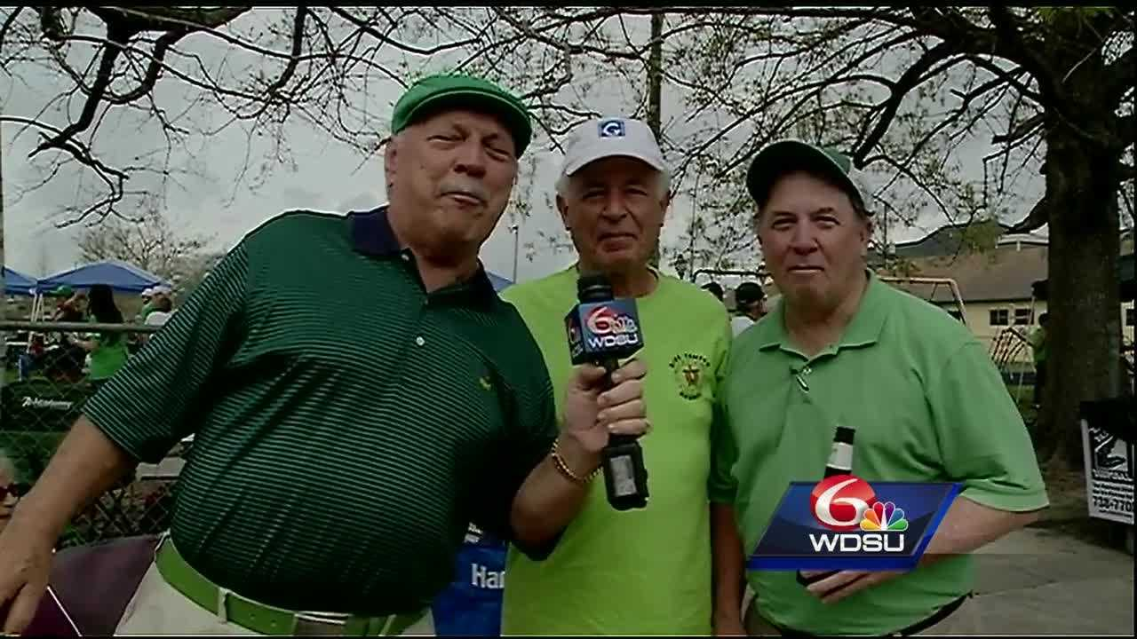 For almost 50 years, the Irish Channel neighborhood has celebrated St. Patrick's Day with a big block party. But organizers say the day is about so much more than wearing green and drinking beer.