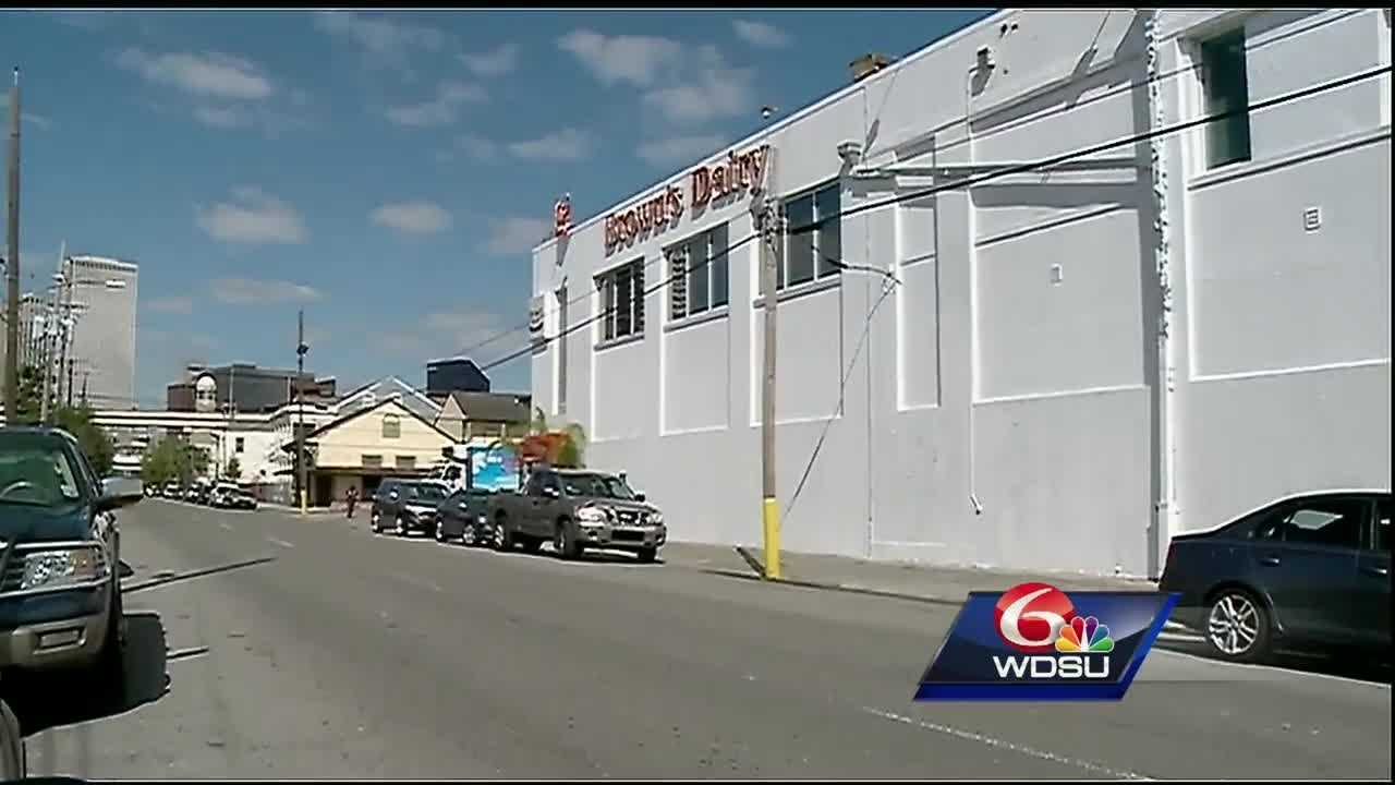 After more than 100 years of churning out milk in Central City, Brown's Dairy -- like many local icons of the past -- will be shutting down its operation in New Orleans.