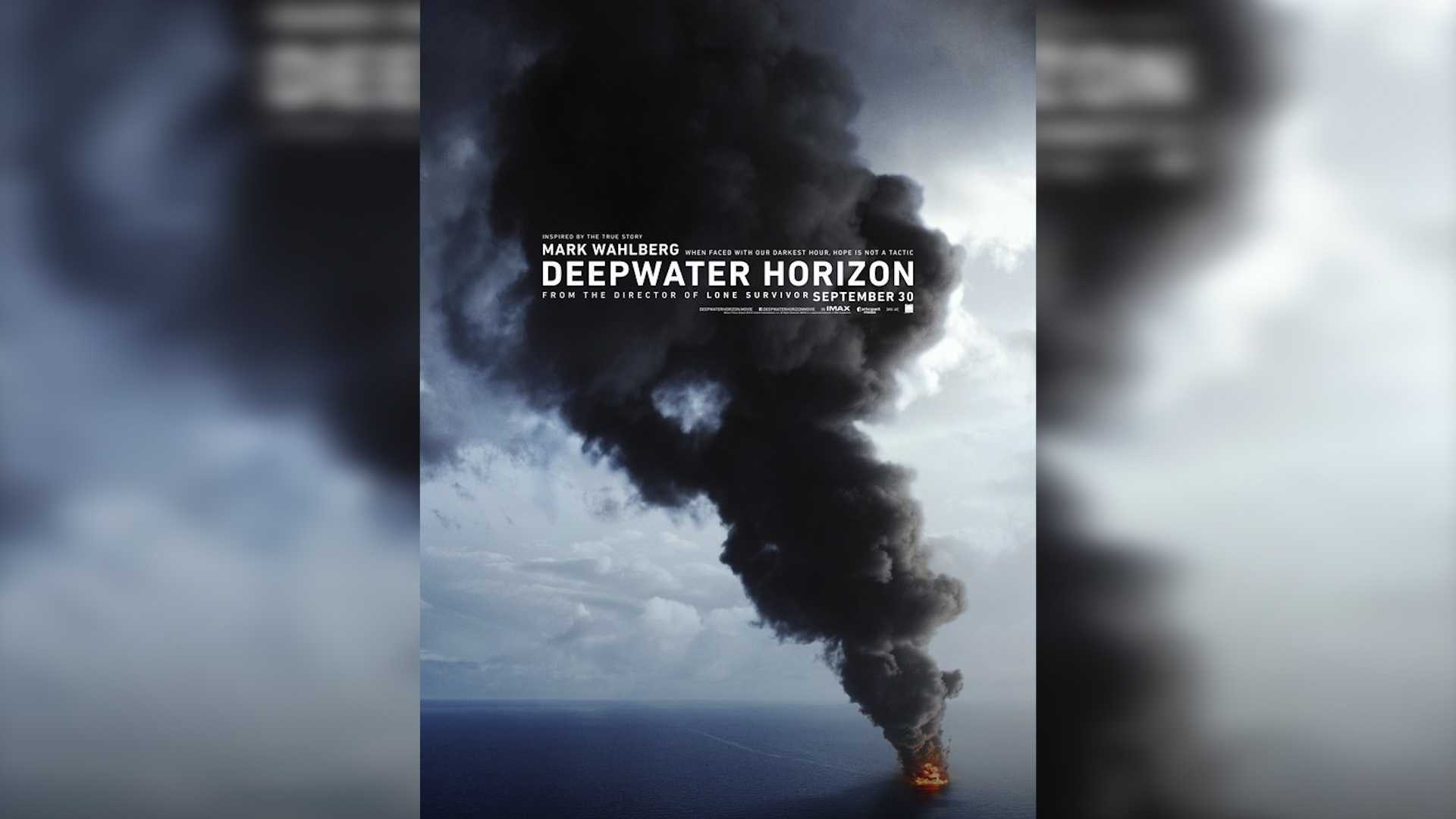 """""""Deepwater Horizon"""""""