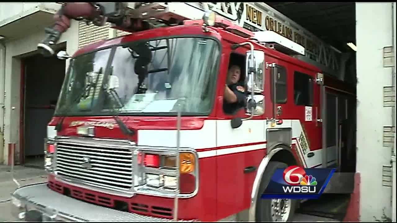 Early voting for the April 9 election begins Saturday, and firefighters want voters to say yes to a public safety millage.
