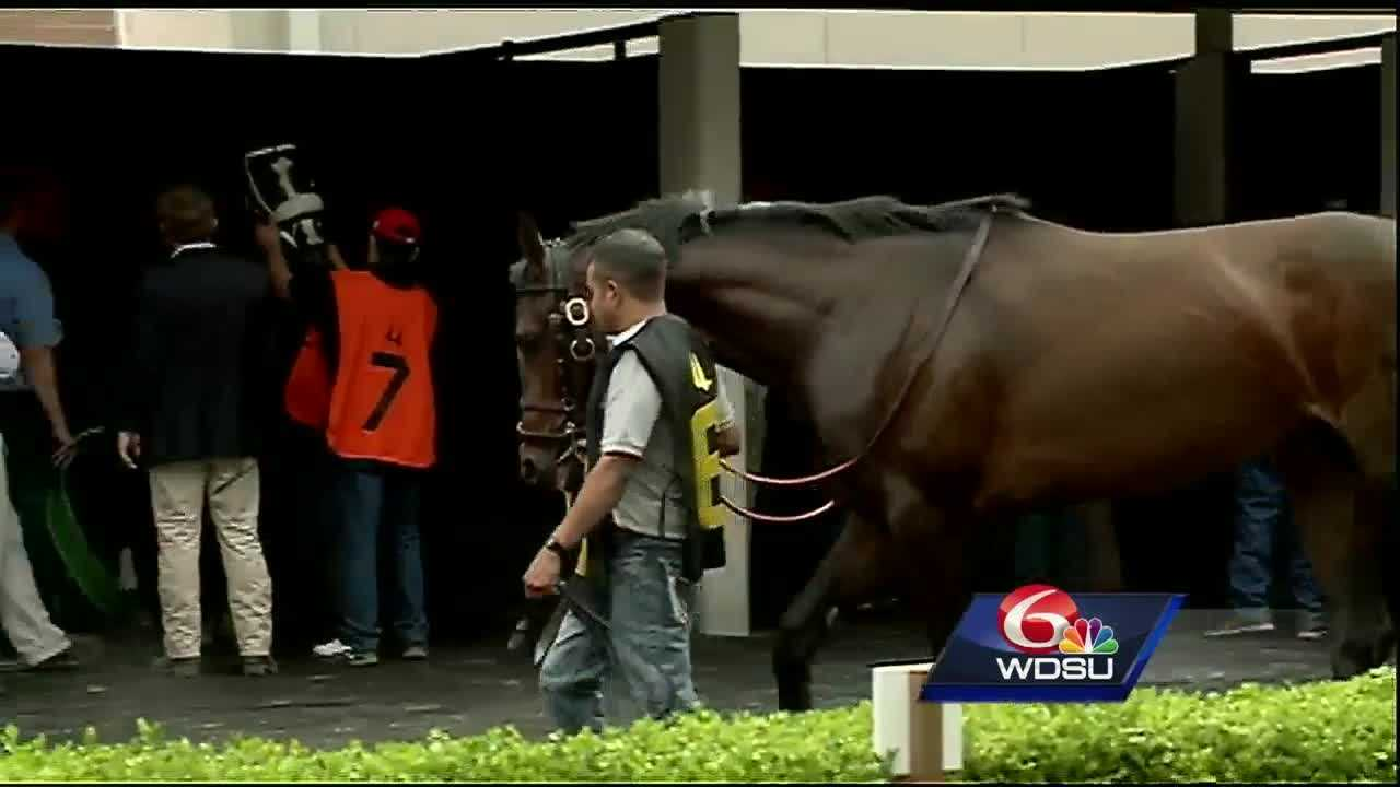 Mo Tom and Tom's Ready officially qualified for the derby after finishing second and fourth in the 103rd running of the Louisiana Derby at the Fair Grounds.