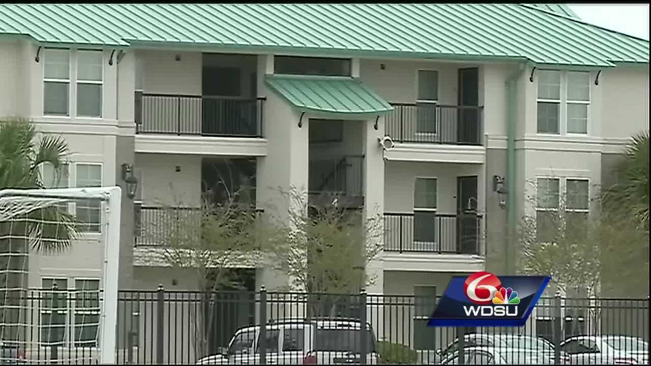 A Southern University at New Orleans student was injured when a gun discharged Wednesday afternoon at student housing, officials said.