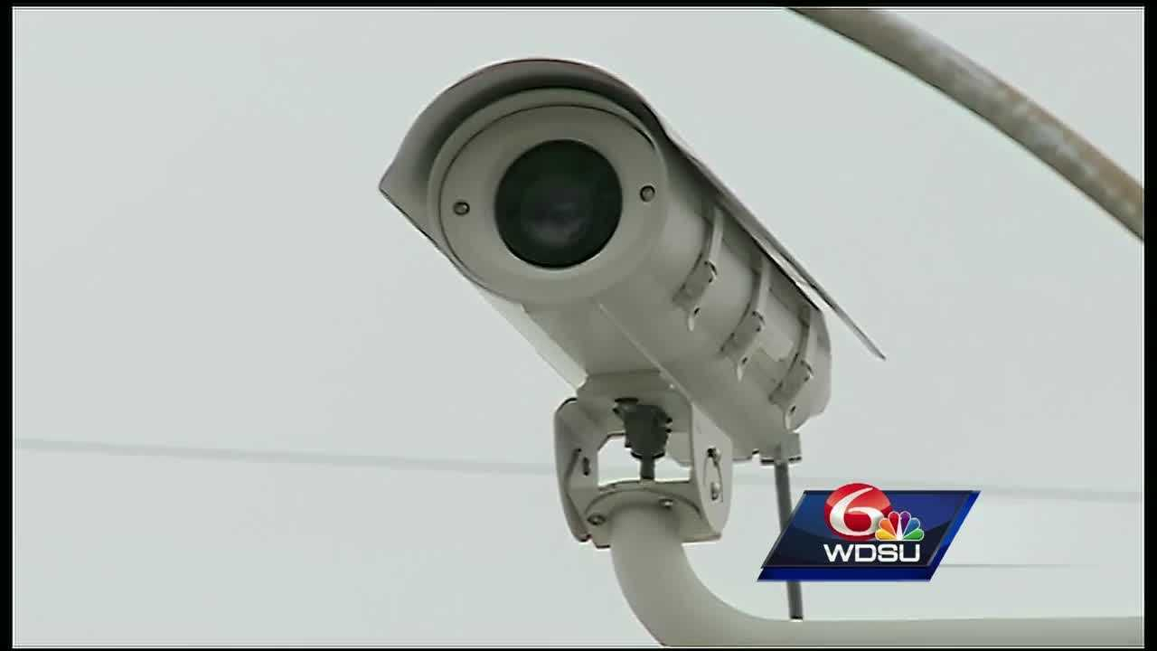 Lawsuit claims New Orleans traffic cameras illegal, suing to stop program and reclaim money