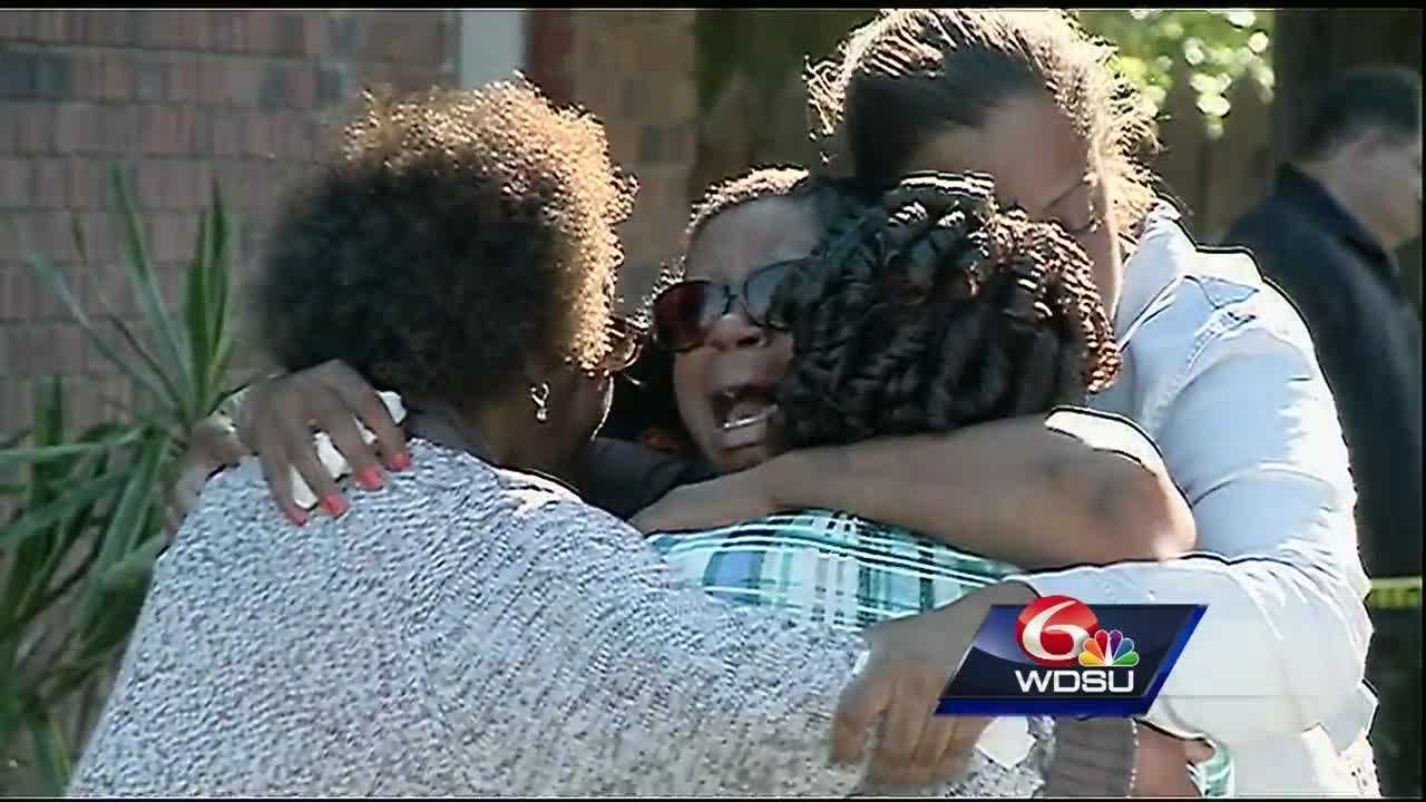 The family of two people who were found dead Monday morning in their Kenner apartment speaks to WDSU.
