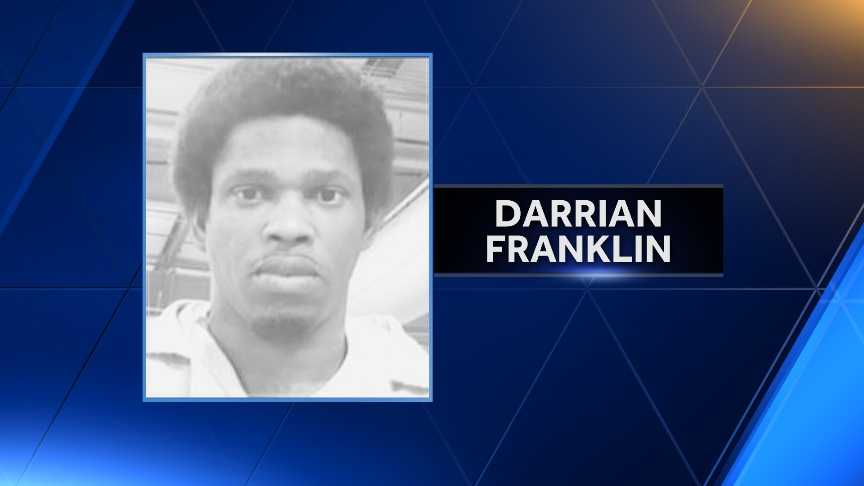 Darrian Franklin: Arrested on Sept. 16, 2014. Faces charges of second-degree murder, simple battery, simple assault, obstruction of justice and a parole violation. Incarcerated for 561 days -- 138 days without counsel.