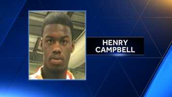 Henry Campbell: Arrested on March 5, 2013. Faces charges of first-degree rape, obscenity of exposing genitals and battery of a correctional facility employee. Incarcerated for 1,120 days.