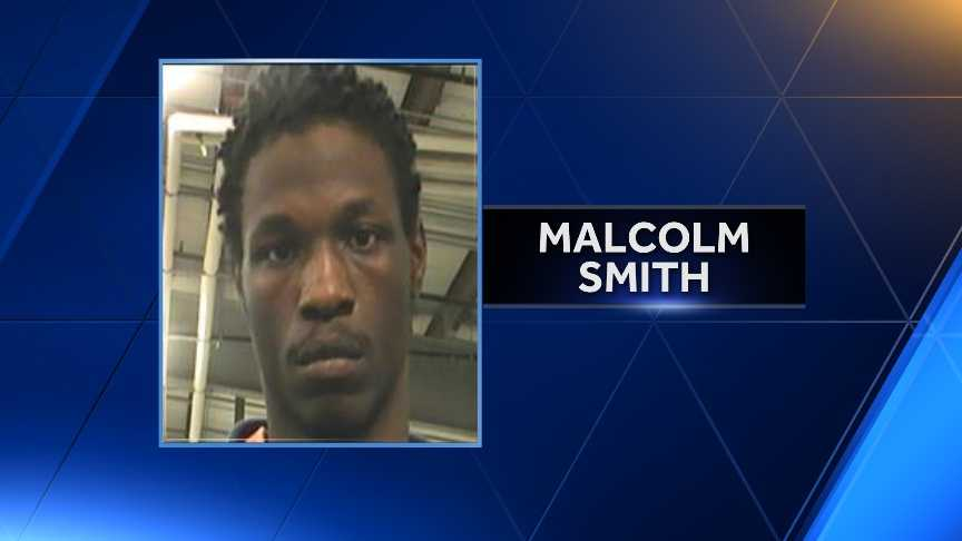 Malcolm Smith: Arrested March 5, 2015. Faces charge of armed robbery with a firearm. Incarcerated for 390 days -- without counsel for 109 days.