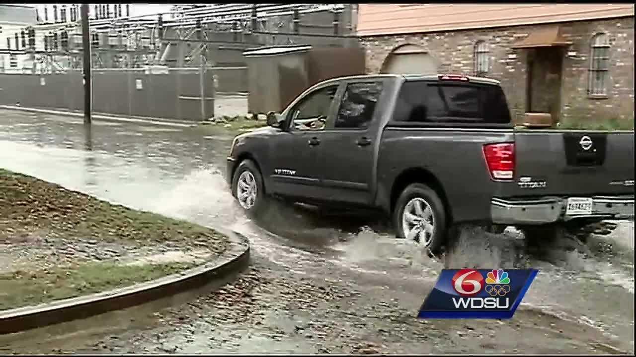 FEMA flood