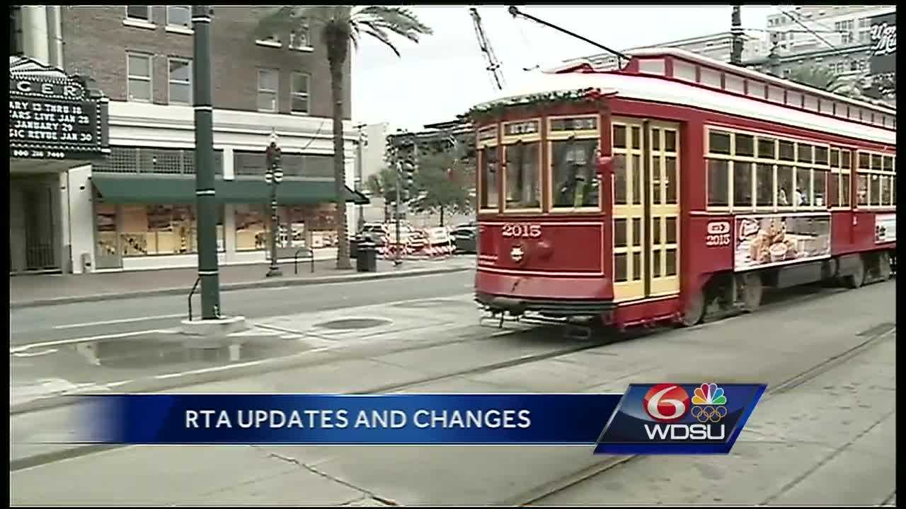 Expanded bus service go into effect across Orleans Parish starting Sunday.