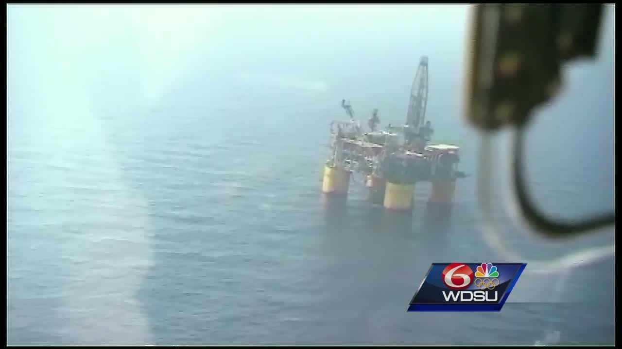 Drilling protesters: 'The Gulf is not for sale!'