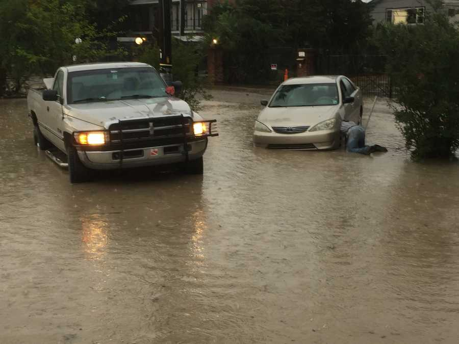 Courtesy: Bill Armstrong near West End Park
