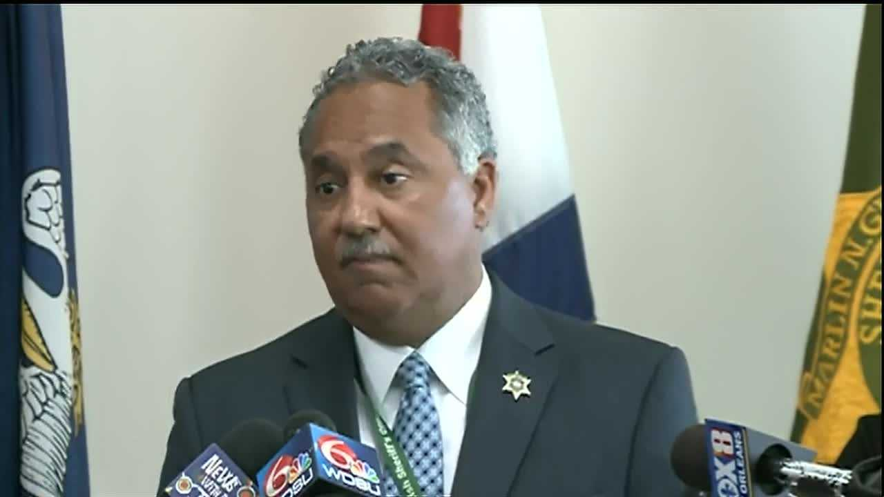 Sheriff Marlin Gusman announced plans Monday to reorganize three top positions at the Sheriff's Office while defending the progress within the agency and the jail.