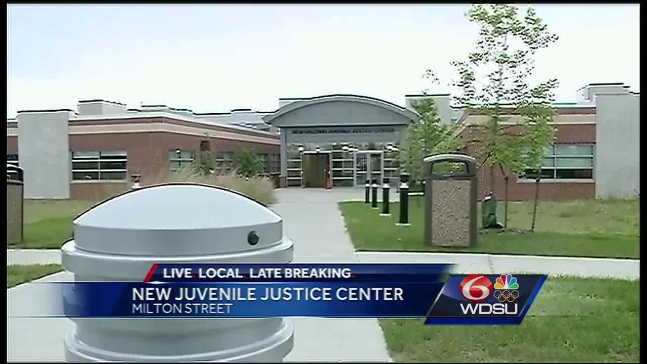 After more than three years of construction, the city of New Orleans officially opened its new $47 million juvenile justice center Tuesday.