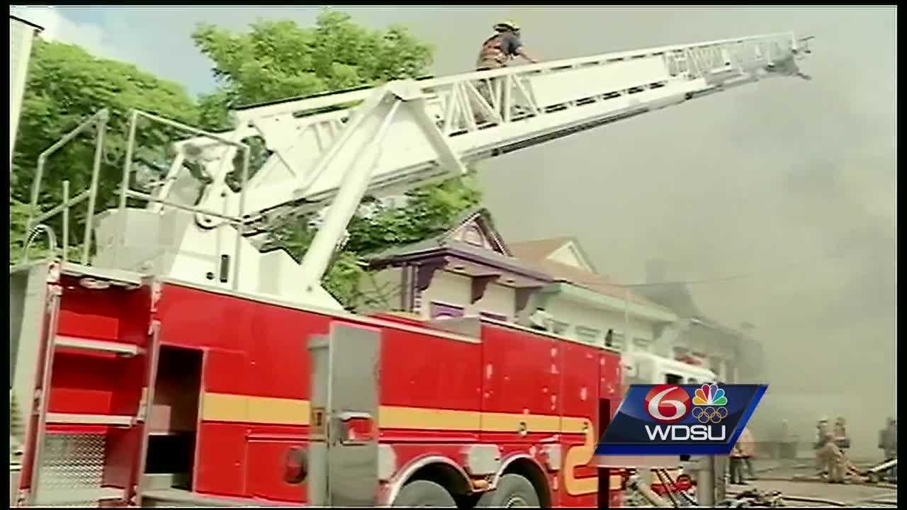 The NOFD is facing harsh criticism about its response time to a four-alarm fire in St. Roch earlier this week. The president of the Firefighters Union said the response time was longer than necessary because crews were asked to help with mosquito control.
