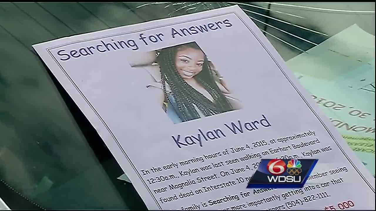 Saturday (June 4) marked a year since the body of a 16-year-old McDonogh 35 High School student was found on Interstate 10 in New Orleans East.
