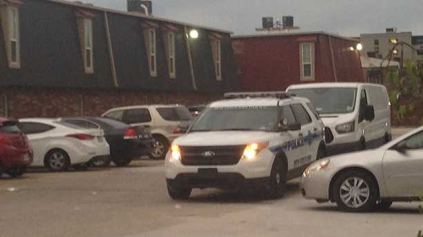New Orleans police respond to reports of a shooting in the 3400 block of Garden Oaks Drive.