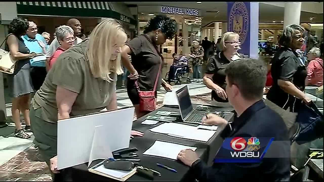 More than 600,000 people in Louisiana are hoping to discover some missing money from the state's unclaimed property program.