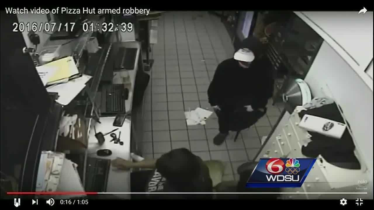 This is the third restaurant robbery this month in New Orleans. Lakeview Harbor was robbed at gunpoint last Tuesday and a similar robbery happened Thursday at Noodle & Pie.
