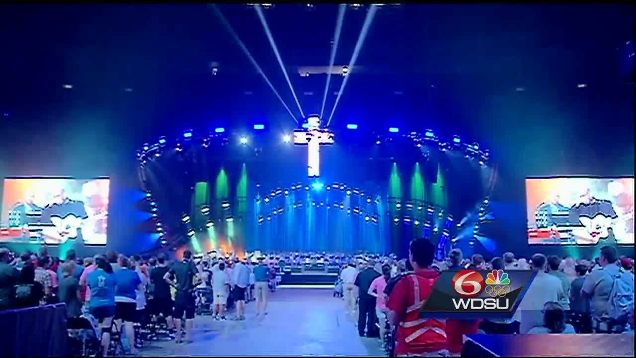 Nearly 22,000 young adults from the around the country and world are heading home after spending five days in New Orleans for the Lutheran Church Missouri Synod National Youth Gathering.