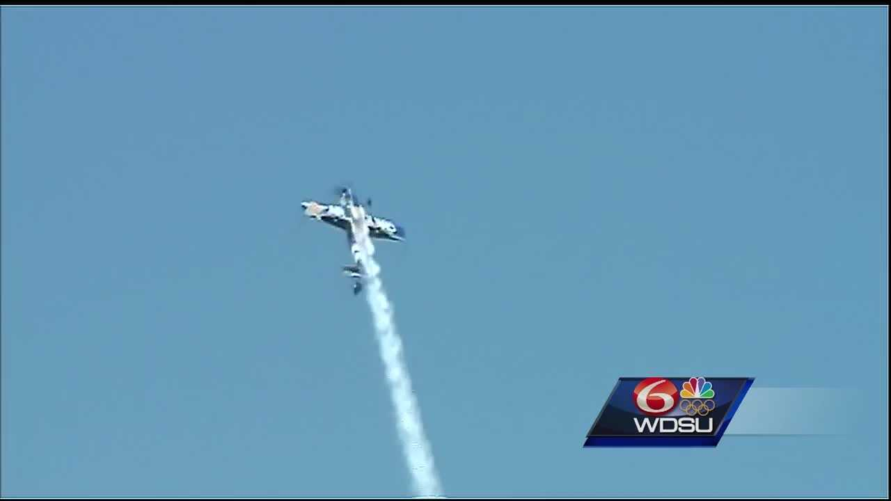 Things are already busy at the Belle Chasse Naval Base off Highway 23, but the pace will pick up when the New Orleans Air Show comes to town next year.