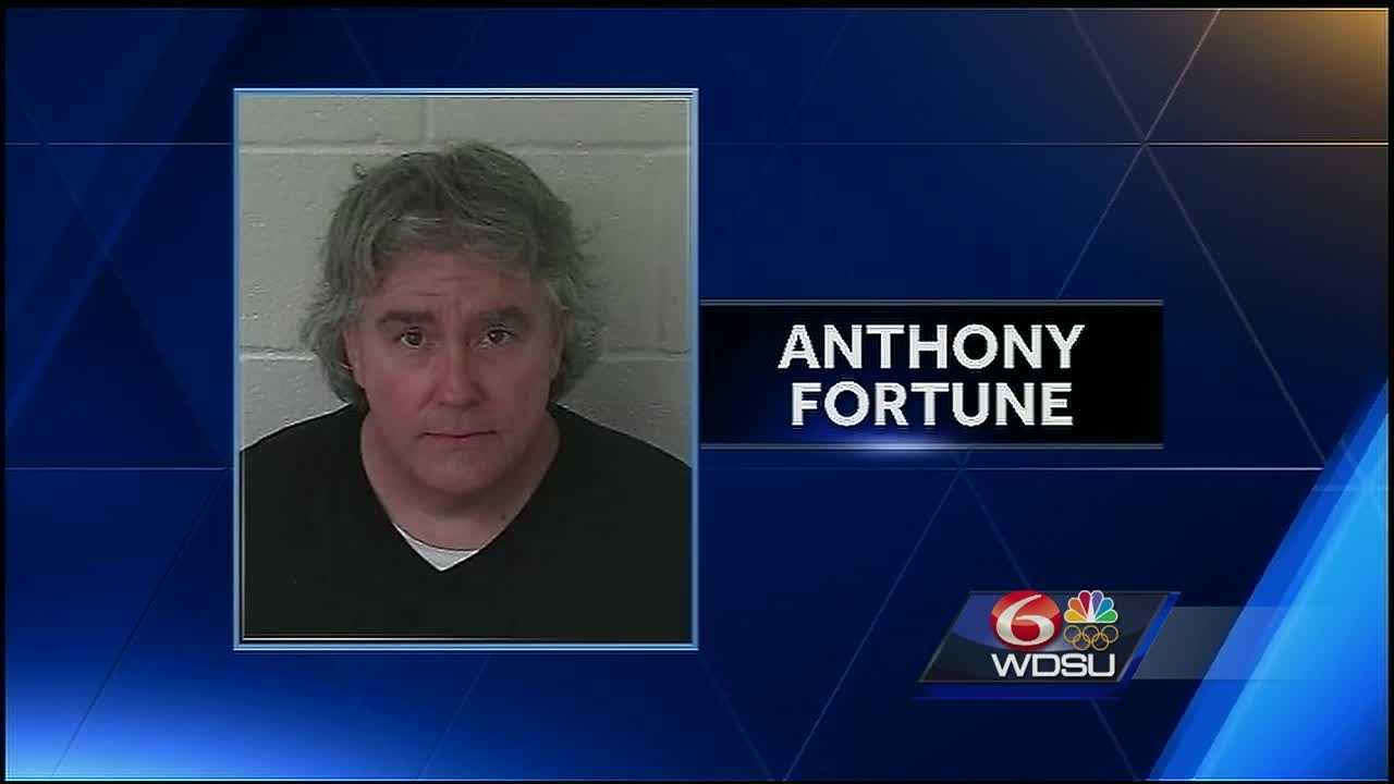 A 56-year-old Mandeville man was arrested Thursday on juvenile sex-related charges, police said.