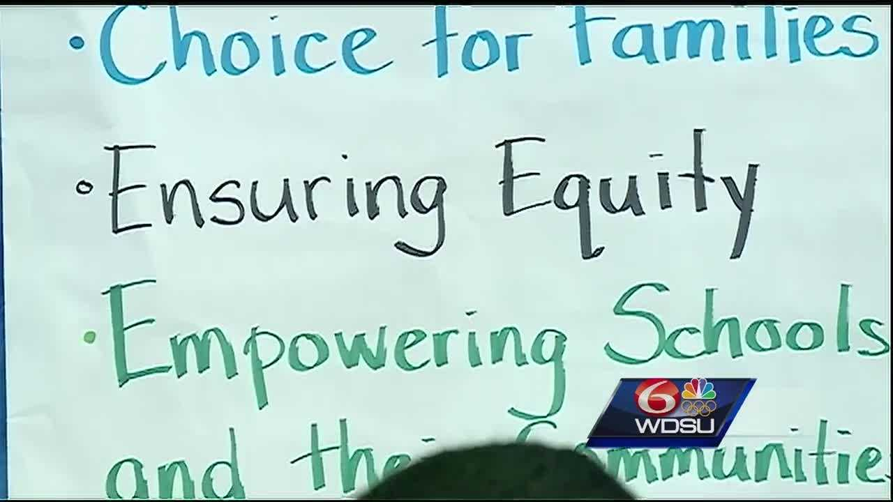 Community gives input on school unification plan