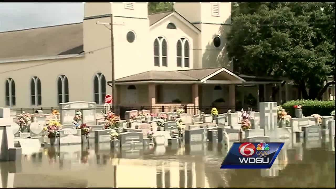 Louisiana Flood: Ascension Parish begins assessing damage