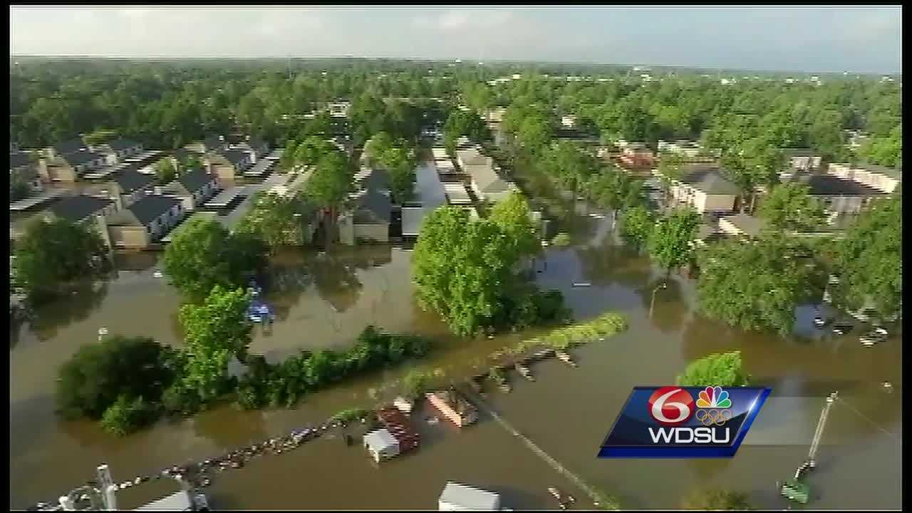Much of Louisiana has been busy fighting a catastrophic flood for the last nine days. The effects of all that water could be felt for a lot longer, if people don't protect their health.