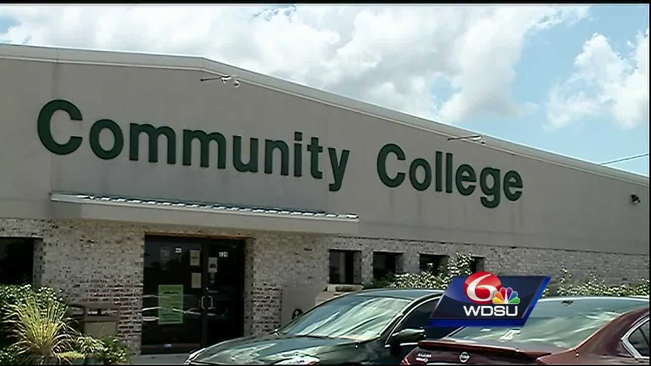 Leaders of Delgado Community College said the Slidell campus is closing after the 2016 fall semester. Students are coming together to stop the closure.