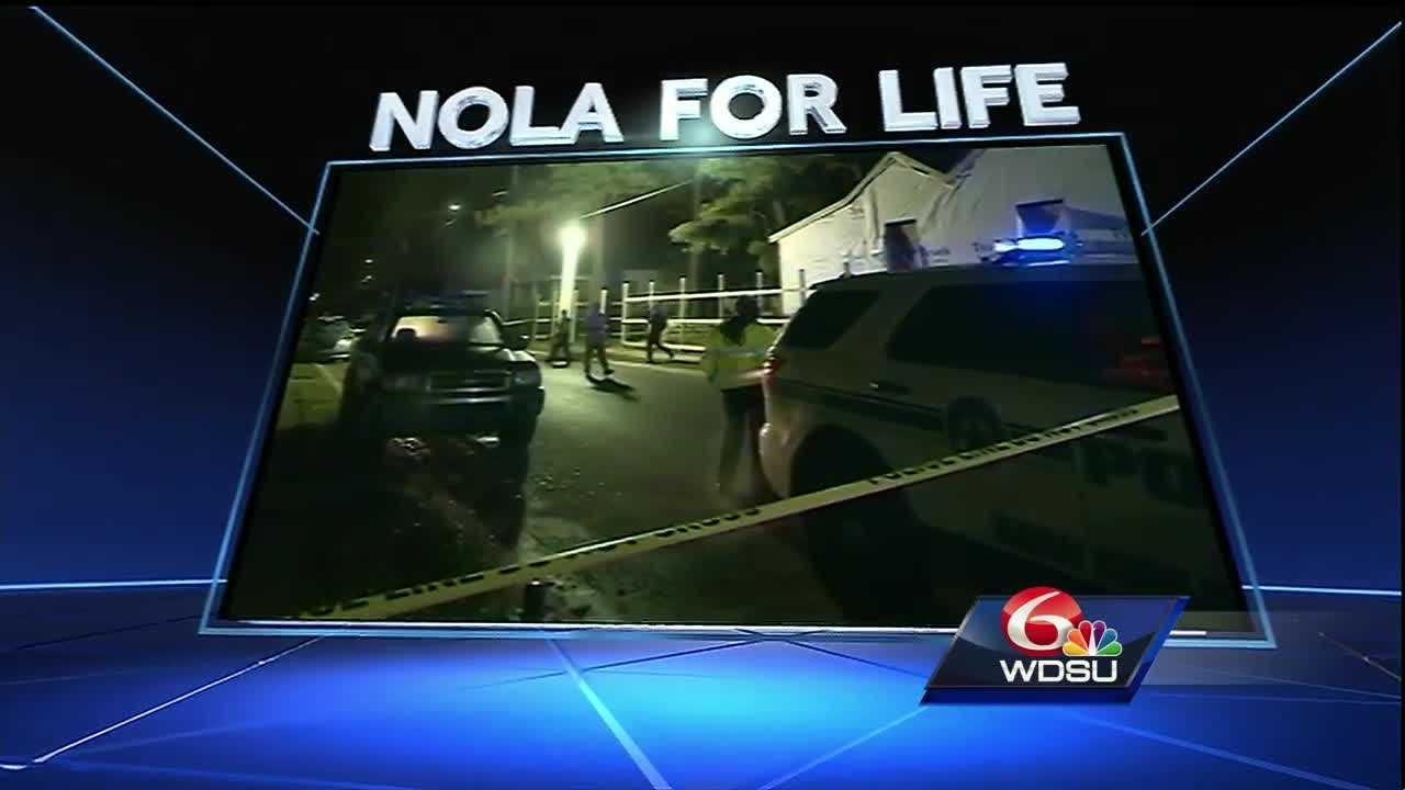 Officials will present the four-year progress report on the crime-fighting initiative NOLA FOR LIFE during a news conference on Wednesday afternoon.