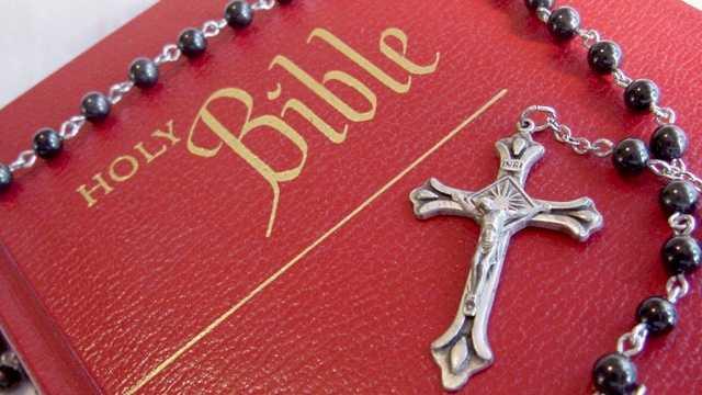 Bible, religion, cross