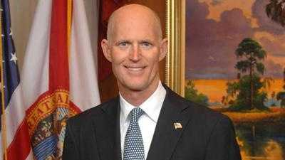 Rick Scott is the 45th governor of Florida.