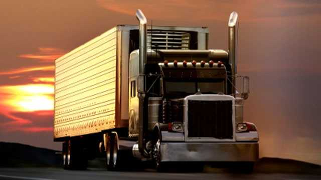 Tractor-trailer, semi, big rig