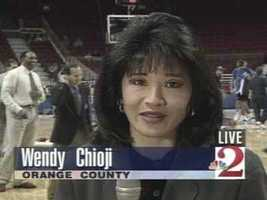 Wendy Chioji reported Central Florida's news for 20 years at WESH.