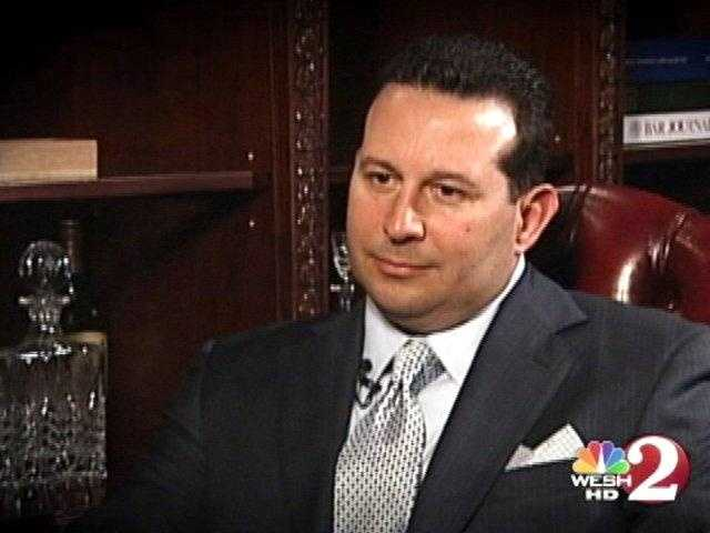 Jose Baez during exclusive interview with WESH 2 News.
